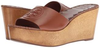 05a2ccccfd5fc0 at Zappos · Tory Burch Patty 80mm Wedge Slide