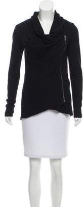 Helmut Lang Wool Knit Jacket