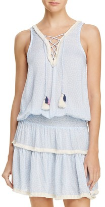 Coolchange Tessa Tank Dress Swim Cover-Up $238 thestylecure.com