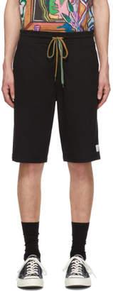Paul Smith Black Jersey Shorts
