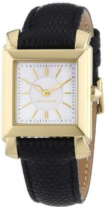 Pierre Cardin Women's Quartz Watch Le Lustre with Leather Strap