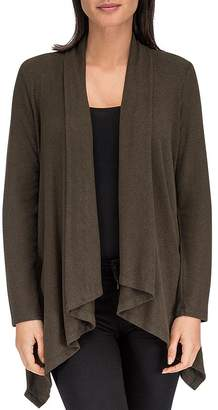 Bobeau B Collection by Amie Waterfall Cardigan