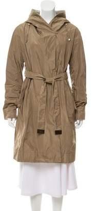 Max Mara 'S Hooded Lightweight Jacket