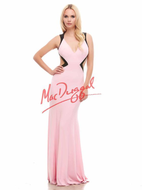 Cassandra Stone - 40422 in Ice Pink / Black