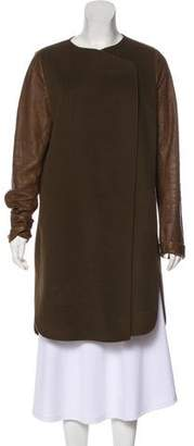 Vince Casual Knee-Length Coat