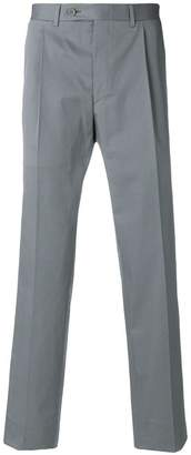 Canali loose tailored trousers