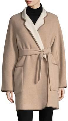 Max Mara Women's Gisella Wrap Coat