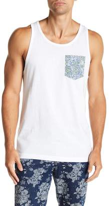 Volcom Printed Pocket Tank Top