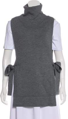 Victoria Beckham Victoria Cutout Casual Vest