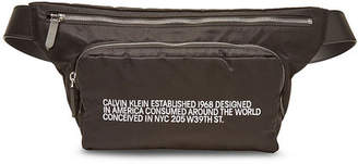 Calvin Klein Fanny Pack with Leather