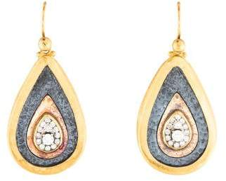 Gurhan Diamond Imperial Drop Earrings