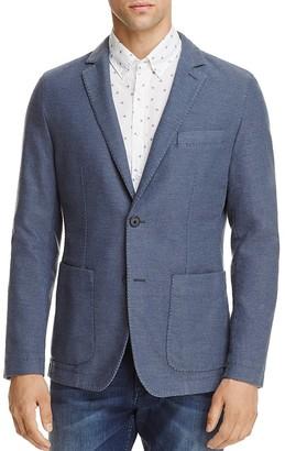 BOSS Hugo Boss Niells Garment-Dyed Blazer $695 thestylecure.com