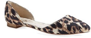 Alice + Olivia 'Hilary' d'Orsay Flat (Online Only)