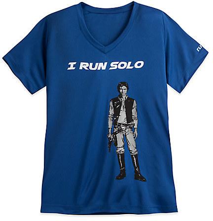Han Solo runDisney Performance Tee for Women