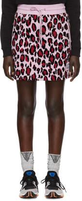 Kenzo Pink Mini Jog Skirt