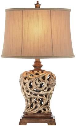 JAlexander Lighting 'Open Scroll' Table Lamp