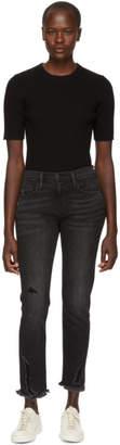 Frame Black Le Boy Jeans