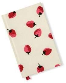 Kate Spade Strawberries Journal