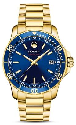 Movado Series 800 Watch, 40mm