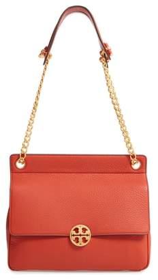Tory Burch Chelsea Flap Leather Shoulder Bag
