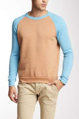 Alternative Apparel Colorblocked Champ Sweater