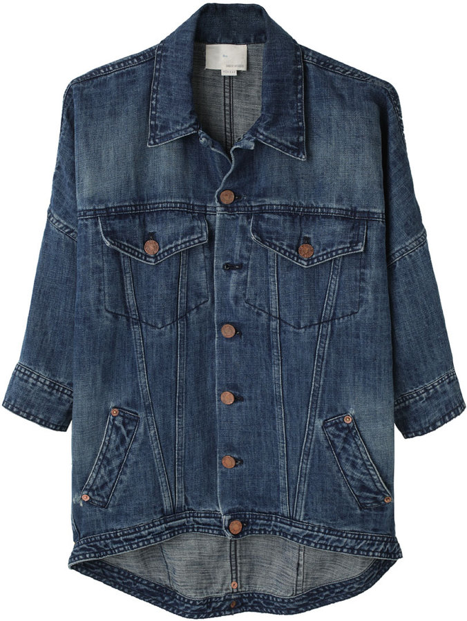 Boy by Band of Outsiders / Dolman Denim Jacket
