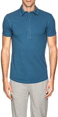 Orlebar Brown MEN'S SEBASTIAN COTTON PIQUÉ POLO SHIRT