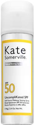 Kate Somerville UncompliKated SPF 50 Makeup Setting Spray