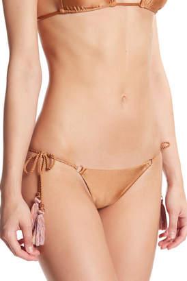 Ale By Alessandra Maldives Cheeky Tie Bikini Bottoms