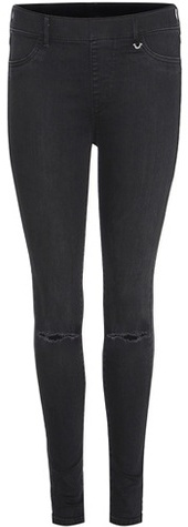 True Religion The Runway Legging cotton-blend jeans