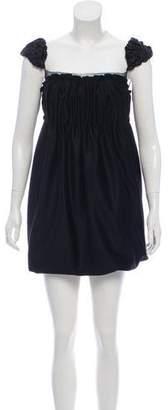 Marc Jacobs Textured Midi Dress