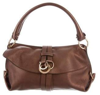Salvatore Ferragamo Leather Handle Bag