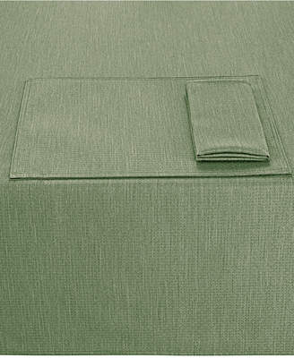 "Noritake Colorwave Green Collection 70"" Round Tablecloth"