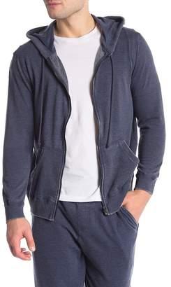 Joe's Jeans Well Worn Vintage Wash Fleece Hoodie