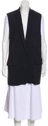 Rag & Bone Longline Wool Vest