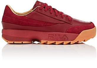 Fila Men's Bny Sole Series: Men's Original Tennis Leather Sneakers