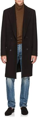 The Row Men's Mickey Cashmere Double-Breasted Overcoat