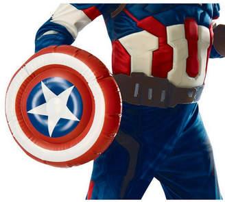 BuySeasons Inflatable Captain America Shield Boys Accessory