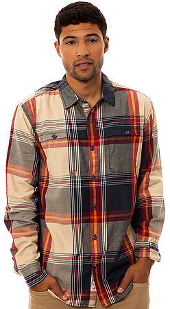 Levi's Levis The Sengal Buttondown Shirt in Total Eclipse