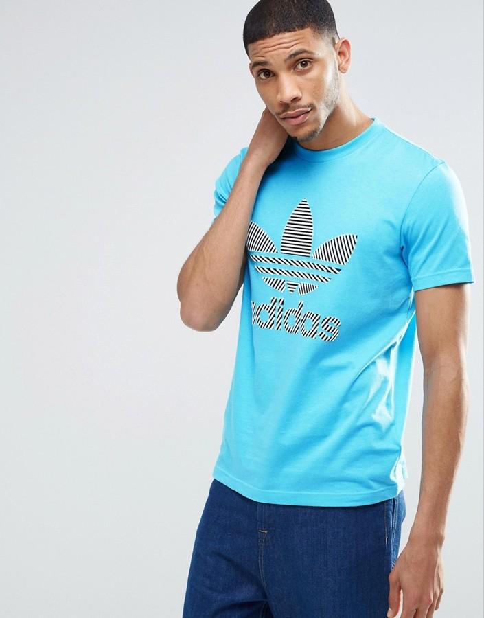 adidas Originals NMD Trefoil Fill T-Shirt AZ1079