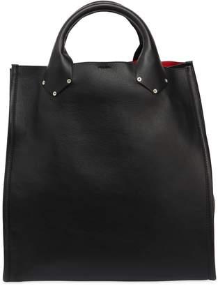 Maison Margiela Maxi Leather Tote Bag