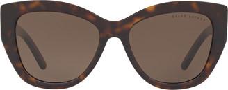 Ralph Lauren Square-Shaped Sunglasses