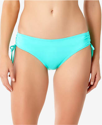 Anne Cole Side-Tie Swim Brief Bottoms Women's Swimsuit