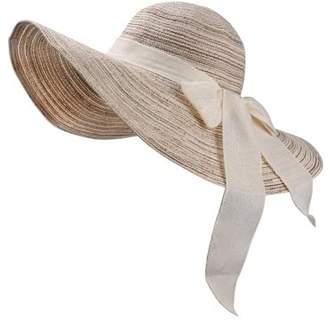 Aerusi Women's Year Round Bayside Floppy Sun Hat