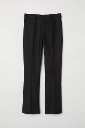 H&M Kick-flare Pants - Black