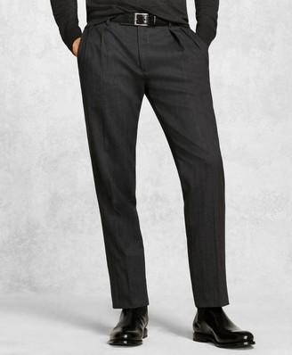 Brooks Brothers Golden Fleece Dark Grey Dress Trousers