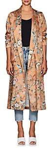 Icons Women's The Draper Floral- & Bird-Pattern Robe Jacket