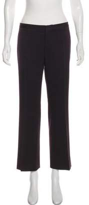 Gucci Low-Rise Wide-Leg Pants