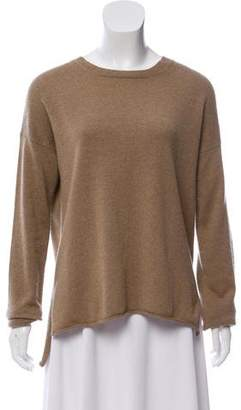 Organic by John Patrick Cashmere Crew Neck Sweater