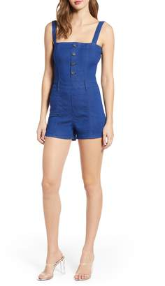 83d9b979111 Tiger Mist Alice Denim Romper